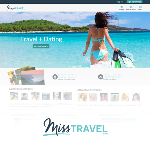 Miss Travel The Internet's Number 1 Travel Dating Site